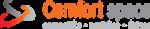 Logo a odkaz na stránku Comfort Space