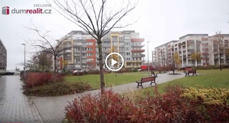 Ikona přehrání videa Prodej bytu 4+kk/T, 103 m2, Praha 5-Zličín, ul. Milotická
